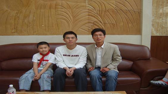 王老师与张东岳